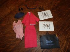 VINTAGE BARBIE BUSY GAL OUTFIT COMPLETE & NM #981