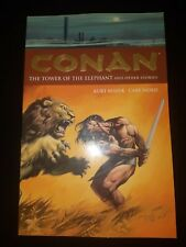 Conan The Tower Of The Elephant And Other Stories - Graphic Novel NM