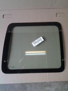 92-16 fits Ford Econoline Van Driver Side Rear Back Glass Stationary Left hand