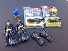 Batman Returns 1992  DieCast Batmobiles  ERTL  Topps Batman Candy Dispensers DC