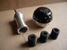 VW Golf Mk1 Mk2 Mk3 Polo GTI Cabrio Aluminium 5 Speed Golf Ball Gear Shift Knob