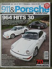 911 & Porsche World July 2018 964 Carrera Turbo RS 996 911SC 924 911 Club Sport