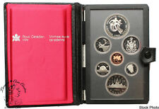 Canada 1983 Games Double Dollar Proof Coin Set