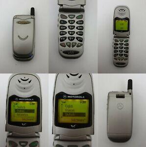 CELLULARE MOTOROLA V51 GSM SIM FREE DEBLOQUE UNLOCKED V8088 V50 V3688 V3690 2