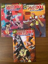 Danger Girl Squad: Galactic Gladiators #1, 2 & 3...1st Print ACTION LAB VF/NM