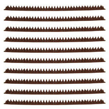 5m Plastic Anti Climb Fence Wall Spikes Ideal for Security Deter Repel Bird Cat