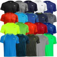 Under Armour (UA) Men's Tech Short Sleeve T-Shirt Tee - FREE SHIPPING - 1228539+