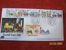 COVER ferroviarie 1980 rainhill Trials