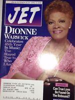 Jet Magazine Dionne Warwick Ive Stayed True To April 3, 2006 090817nonrh