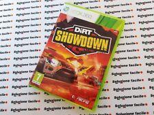 XBOX 360 PAL) ITA COLIN MCRAE DIRT SHOWDOWN PRIMA STAMPA OTTIMO RALLY XBOX360_!!