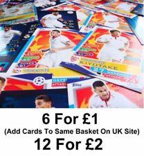 Tottenham Hotspur UEFA Champions League Football Trading Cards Match Attax Game