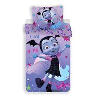 Disney Vampirina Sweetie Vee Childrens Duvet Cover and Pillowcase Set