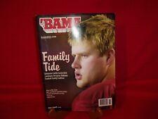 BAMA MGAZINE - FAMILY TIDE - NOVEMBER 2005