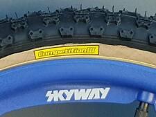 4 SKYWAY WHEEL Rim Mags Decals Stickers Graphics BMX Bike Frame Retro Vintage