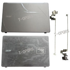 New For Acer Aspire F15 F5-573 F5-573G-7791 F5-573-55W1 LCD back cover/hinges