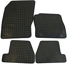 For Ford Focus MK3 2011-2018 Fully Tailored 4 Piece Rubber Car Mat Set