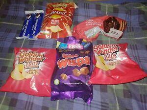 Chocolate And Crisps
