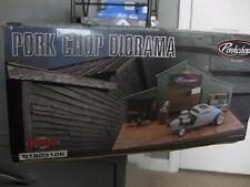 GMP Pork Chop's Chop Shop Garage Diorama for 1:18 scale diecast...N.I.B. UPDATED