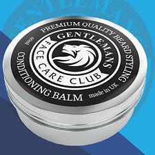 Beard Balm Gentlemans Face Care Club Softens Conditioning Butter Wax Kissable XL