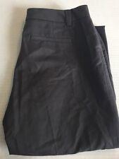 Banana Republic Size 6 R Gray Martin Fit Trouser Dress Pants