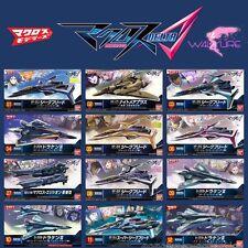 Bandai Macross Delta Δ Mecha Collection Series Complete 12 Model kit Set