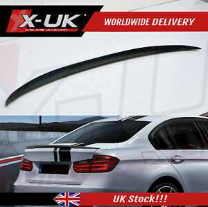 BMW 3 Series F30 F35 2012-2016 M Performance style rear spoiler for M Sport