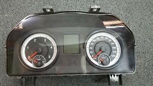 2014 Ram 3500 4500 5500 Diesel Instrument Cluster Speedometer 292k miles