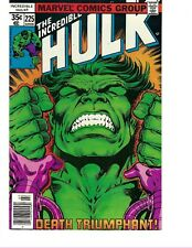 MARVEL COMICS INCREDIBLE HULK # 225