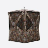 KHAMPA Hunting Ground Blind Carry Pack Adjustable Extra Long Water Resistant