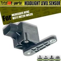 Headlight Level Sensor W220 W211 for Mercedes-Benz E-Class S-Class 105427617