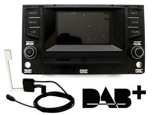 DAB+ Radio Numérique Complément D'Équipement, Composition Toucher, Neuf # VW
