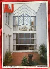 Architects Journal 31 Oct 84 Irish Renaissance, Swan Place, Dublin, Pimlico Mews