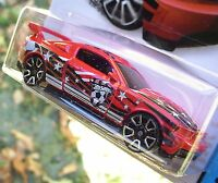 2014 Hot Wheels. RED Custom '12 Ford Mustang. HW City 18/250. New in Package!