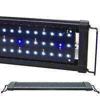 "Beamswork 48"" EA 120 Timer White Blue Cichlid LED Aquarium Light Freshwater Fish"