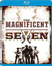The Magnificent Seven Collection [New Blu-ray] Widescreen, Pan & Scan