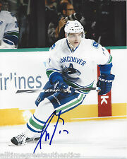VANCOUVER CANUCKS RADIM VRBATA SIGNED 8X10 PHOTO W/COA 2015 NHL ALL STAR