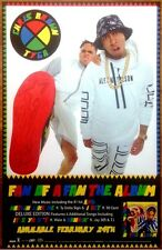 CHRIS BROWN x TYGA Fan Of A Fan 2015 Ltd Ed RARE New Poster +FREE Hip-Hop Poster