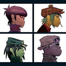 "015 Gorillaz - English Virtual Band Damon Albarn Jamie Hewlett 14""x14"" Poster"