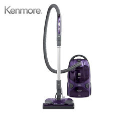 Kenmore 81615 600 Series Pet Friendly Lightweight Bagged Canister Vacuum Cleaner