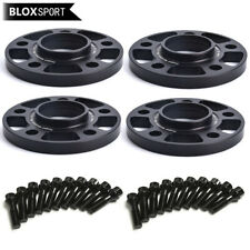 4Pc 15mm Wheel Spacer 5x114.3 CB67.1 for Maserati Ghibli Quattroporte GT Levante