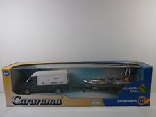 CARARAMA GUARDIA CIVIL GIFT SET MINT BOXED 1:43
