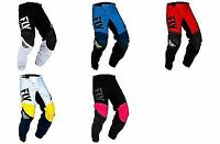 NEW 2019 FLY RACING F-16 MOTORCYCLE PANTS MENS WOMENS KIDS ALL SIZES & COLORS