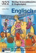 Englisch - Grammatikbereiche (2. Englischjahr) von Ludwig Waas
