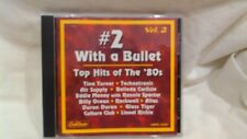 Rare #2 With A Bullet Top Hits Of The 80's Vol. 2 2002 GNP-Crescendo      cd3748