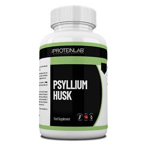 Psyllium Husk Natural  Capsules