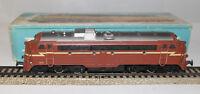 MARKLIN H0 : 3068 loco diesel NSB buone condizioni in or. box : anno 1964 ++++++