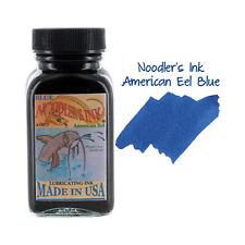 Noodler's Ink Fountain Pen Bottled Ink, 3oz - Eel Blue