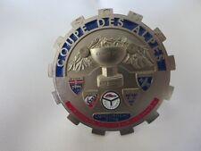 2006 ASCDA Association Sportive Coupe des Alpes Grille Badge - Car Club Rally