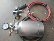 Accuspray 19 Model Gun W/ 2 Qt Pot - Hoses , Paint Set Up💲Good Cost💲Look.