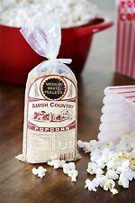 Amish Country Popcorn, Medium White Hulless